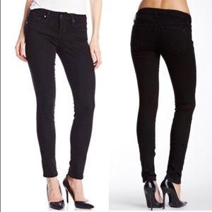 JOE'S JEANS The Skinny Nadia Black Jeans